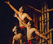 Nongmei Maru (The Bullet) : A Non-verbal/Mime Play :: Gallerye