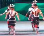 Rengdi Lem :: Zeliangrong Dance from Tamenglong #2 :: Ooba Video