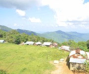 Moltuk  Village (118 KM from Imphal) in Khengjoy, Chandel District :: Gallery