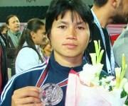 Yumnam Sanathoi : Asian Games 2014 Bronze Medalist In Wushu #2 :: Gallery