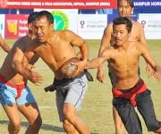 Yubi Lakpi (Indigenous Game of Manipur) played #1 :: Gallery