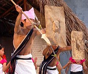 Khong-Kaap : The biggest of Maring festival :: Article