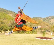Rajen Mangang lifelong commitment to Manipuri martial arts (Thang-Ta) :: Article
