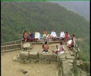 Traditional games of the Zeliangrong #2 :: Article