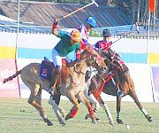 Manipur Sangai Festival : Day 2 : 9th Manipur Polo International : India Vs USA :: Gallery