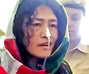 Irom Sharmila produced before Chief Judicial Magistrage, Imphal :: Gallery