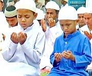 Eid-ul-Zuha observed at Thoubal Moijing, Sangaiyumfam and Changamdabi :: Gallery