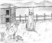 Revenge on the Cat : Tokpa Laandaba :: Funga Wari