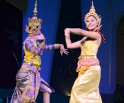 Day 6 : Culturals from Thailand at Manipur Sangai Festival :: Gallery