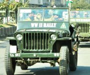 Day 7 : 'World War II Car Rally' at Manipur Sangai #1Festival   :: Gallery
