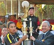Final Match at Xth Jadonang Memorial Football Tournament #1 :: Gallery