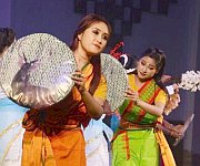 Day 10 : Closing Ceremony at Manipur Sangai Festival #1 :: Gallery