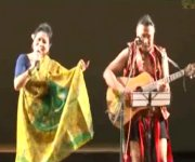 Meiteilon Folk & Tangkhul duet (Bedabati / Reuben) :: Ooba Video