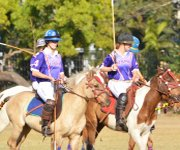 USPA Vs Manipur :: 2nd Manipur Statehood Day Women's Polo #1 :: Gallery