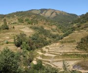 Travelling in Ukhrul District; Road to Kangkhui cave #1 :: Gallery