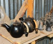 Nungbi Chaphu - Pottery maker of Ukhrul :: Gallery