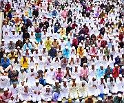 Id-ul-Fitr festival by Muslim community in Imphal on June 26 #1 :: Gallery