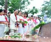 16th Anniversary of 'The Great June Uprising Observation' at Kekrupat #3 :: Gallery