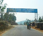 A trip to Moreh, Manipur - a border town with Myanmar #1 :: Gallery