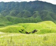Landscape of Dzuko valley, Senapati District #4 :: 360 View Panorama