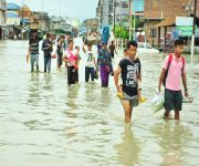 Flood in Imphal city on 14th June 2018 #1 :: Gallery