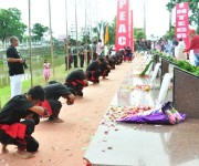 17th Anniversary of 'The Great June Uprising Observation' at Kekrupat on June 18  #1 :: Gallery