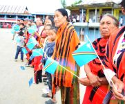 Rally for 'Expedite Framework Agreement' from Phalee to Somdal on 14 August #1 :: Gallery