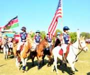 4th Statehood Day Women's International Polo Tournament at Mapal Kangjeibung :: Gallery