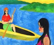 Henjunaha #2 :: Funga Wari :: Folk Tales