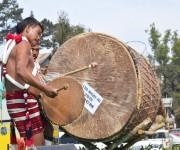 Lui-ngai-ni, Naga seed sowing festival at Senapati #1 :: Gallery