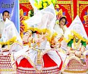 Traditional Raas Dance of Diva Raas and Basanta Raas #1 :: Gallery