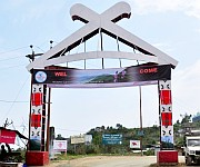 A view of Ukhrul Town , Manipur #2 :: Gallery