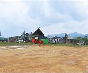 Talui (Tolloi) Public Ground, Ukhrul :: 360 Panoramic View