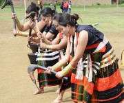 N'Jang-Ngi, a festival of the Thangal community :: Gallery