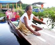 Ningols on the way to her mapam lamdam at Thanga  #2 :: Gallery