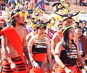 Communities of Manipur at 3rd Shirui Lily Festival #1 :: Gallery