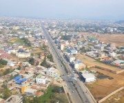 An aerial view from Imphal to Tamenglong #2  :: Gallery