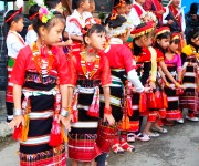 Gaan-Ngai - A ritual festival of Zeliangrongs at Kakhulong, Imphal #2 :: Gallery