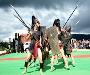 Cultural programmes at 3rd Shirui Lily Festival at Ukhrul #4 :: Gallery
