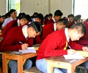 Students appearing for Class XII Exam on 20 February 2020 #2 :: Gallery