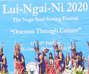 Lui-ngai-ni, Naga seed sowing festival at Ukhrul #1 :: Gallery