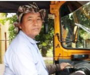 Laibi Oinam, the Lady Auto Driver with a golden heart