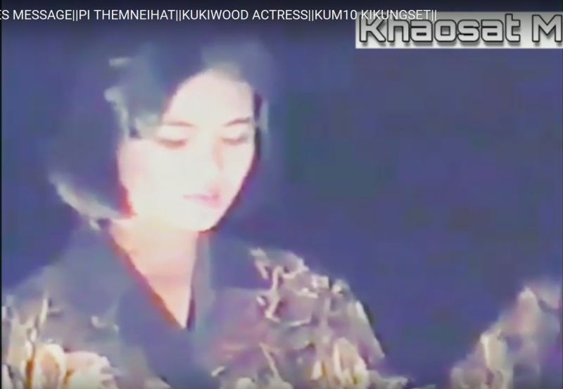 Condolences Message | Pi Themneihat' by Lunghel Damdoi||Khaosat Film Company