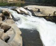 Barak waterfall in Tamenglong District #2 :: Gallery