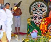 Kanglen Aarti katpa at Shri Shri Govindajee Temple #2 :: Gallery