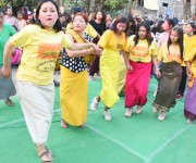 Day light Yaoshang Thabal Chongba  at  Imphal West  on 13 March #2 :: Gallery