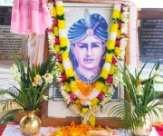 222nd Death Anniversary of Rajarshri Bhagyachandra at Nabadwip, WB :: Gallery