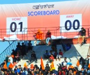 Shortfalls in stadium security - Hero Indian-League, NEROCA FC homematches 2017-2018