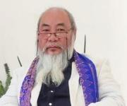 Grandfather of Uipo Language - Moseyl Syelsaangthyel Khaling