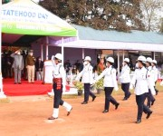 Statehood Day Celebration 2021 at 1st MR Parade Ground, Imphal :: Gallery